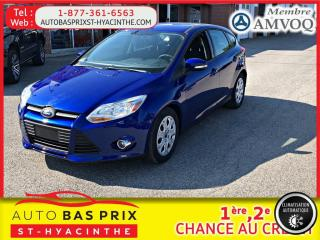 Used 2012 Ford Focus SE for sale in St-Hyacinthe, QC