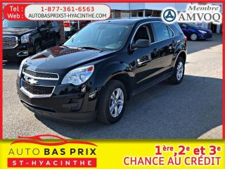 Used 2015 Chevrolet Equinox LS for sale in St-Hyacinthe, QC