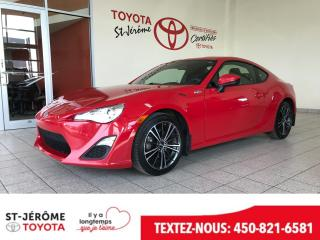 Used 2016 Scion FR-S * 56 000 KM * JAMAIS ACCIDENTÉ ** MAGS * for sale in Mirabel, QC