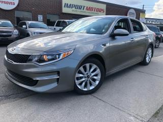 Used 2018 Kia Optima LX+ Blind Spot Detection! for sale in North York, ON