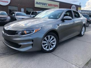 Used 2018 Kia Optima LX+ for sale in North York, ON