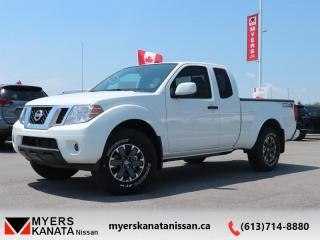 New 2019 Nissan Frontier King Cab PRO-4X Standard Bed 4x4 Auto  - $237 B/W for sale in Ottawa, ON