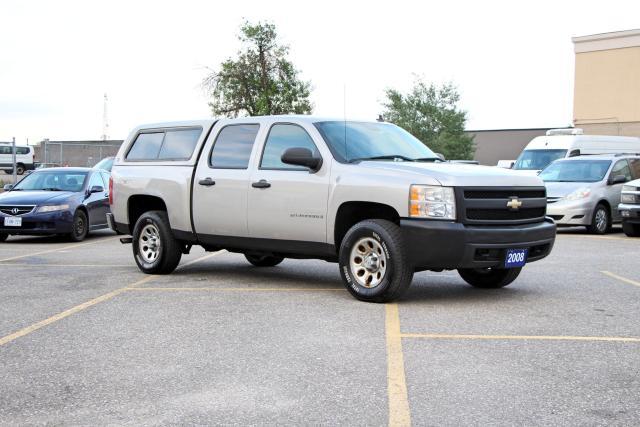 2008 Chevrolet Silverado 1500 4x4