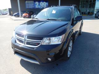 Used 2016 Dodge Journey R/T,AWD,7PASS,DVD,NAV,CUIR,MAGS,A/C for sale in Mirabel, QC