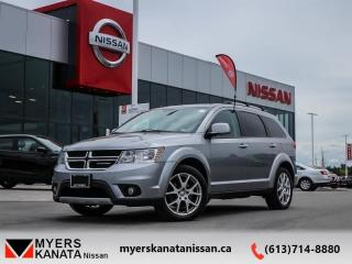 Used 2017 Dodge Journey GT  - Leather Seats -  Bluetooth - $131 B/W for sale in Ottawa, ON