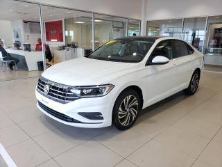 Used 2019 Volkswagen Jetta Execline automatique  jamais accidenté for sale in Beauport, QC