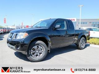 Used 2019 Nissan Frontier King Cab PRO-4X Standard Bed 4x4 Auto  - $234 B/W for sale in Kanata, ON