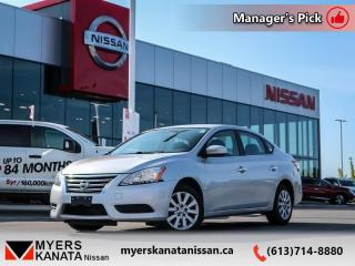 Used 2015 Nissan Sentra SV  - Bluetooth -  Heated Seats - $87 B/W for sale in Kanata, ON