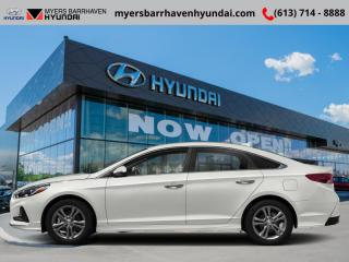 Used 2019 Hyundai Sonata Preferred  - Leather Seats - $97.54 /Wk for sale in Nepean, ON