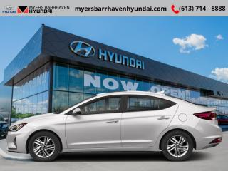 New 2019 Hyundai Elantra Preferred  AT  - Heated Seats - $72.67 /Wk for sale in Ottawa, ON