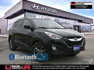 Used 2014 Hyundai Tucson GL  - Bluetooth - $69.96 /Wk for sale in Ottawa, ON