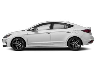 New 2019 Hyundai Elantra Sport AT  - Sunroof -  Leather Seats - $86.64 /Wk for sale in Ottawa, ON