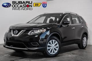 Used 2015 Nissan Rogue S AWD BLUETOOTH+CAM.RECUL for sale in Boisbriand, QC