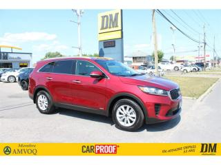 Used 2019 Kia Sorento LX AWD CAMÉRA SIÈGES ET VOLANT CHAUFFANTS for sale in Salaberry-de-Valleyfield, QC