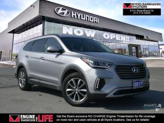 Used 2017 Hyundai Santa Fe XL Premium  - Ex-lease - Trade-in - $101.89 /Wk for sale in Nepean, ON