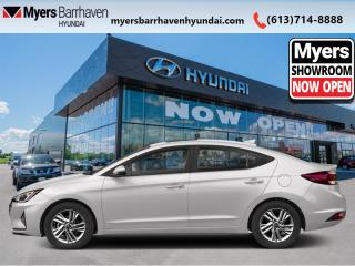 New 2020 Hyundai Elantra Preferred w/Sun & Safety Package IVT for sale in Nepean, ON