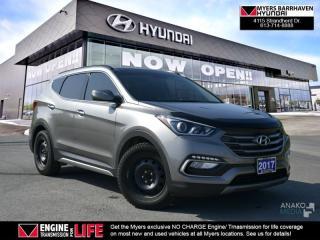 Used 2017 Hyundai Santa Fe Sport 2.0T Limited  - $108.84 /Wk for sale in Ottawa, ON