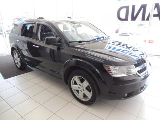 Used 2010 Dodge Journey 7 PLACES R/T AUTO TRACTION INTÉGRALE NA for sale in Dorval, QC