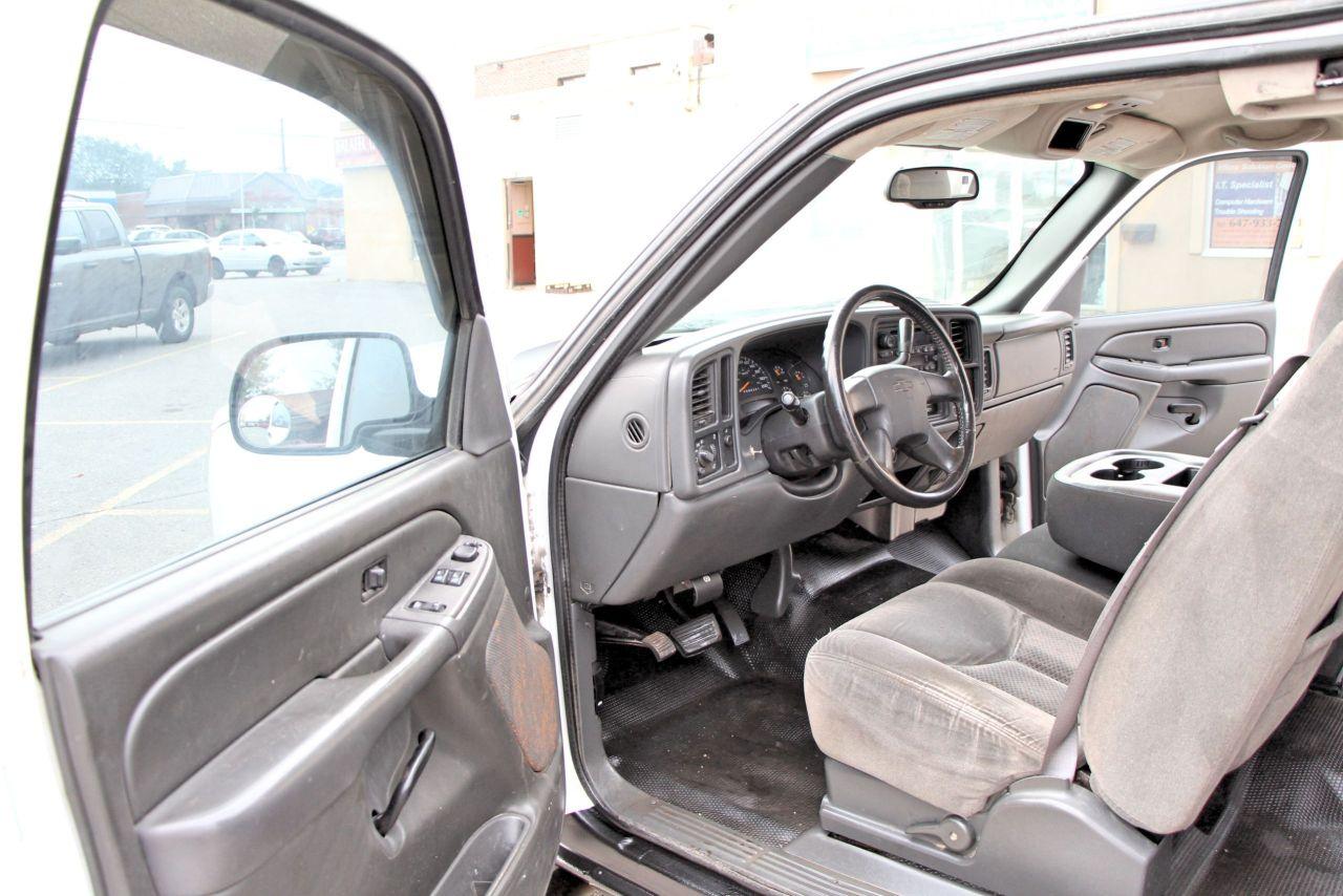 2007 Chevrolet Silverado 2500