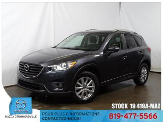 Used 2016 Mazda CX-5 GS|AWD|TOITOUV|SIÈGCHAUF|MAG|REGVIT| for sale in Drummondville, QC