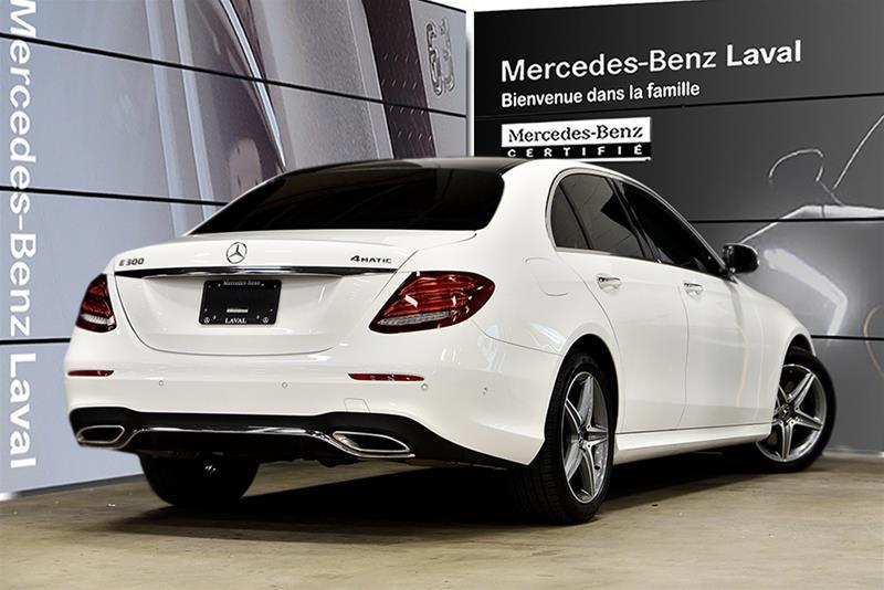 Used 2018 Mercedes-Benz E300 4MATIC Sedan for Sale in ...