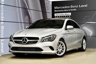 Used 2018 Mercedes-Benz CLA250 4MATIC Coupe for sale in Laval, QC