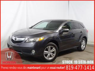Used 2015 Acura RDX TECH PACKAGE+AWD+GPS+CUIRS+CAMÉRA RECUL+TOITOUV++ for sale in Drummondville, QC