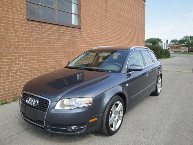 2006 Audi A4 3.2L, LEATHER, ROOF