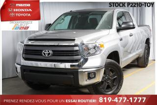 Used 2015 Toyota Tundra SR5 PLUS* CAB DOUBLE* 4X4* JANTES 18 ''* CRUISE* for sale in Drummondville, QC