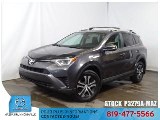 Used 2016 Toyota RAV4 LE|SIÈGCHAUF|CAMÉRA|REGIT|BLUETOOTH| for sale in Drummondville, QC