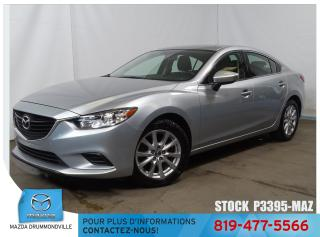 Used 2016 Mazda MAZDA6 |GX|GARANTIE|SIEGCHAUF|GPS|BLUETOOTH|MAG| for sale in Drummondville, QC