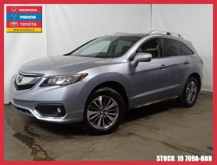 Used 2016 Acura RDX Base w/Elite Package for sale in Drummondville, QC