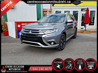 Used 2018 Mitsubishi Outlander PHEV SE Touring S-AWC HYBRIDE/ELECTRIQUE for sale in Blainville, QC
