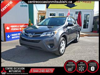 Used 2015 Toyota RAV4 LE AWD/4WD/4X4 SIEGES CHAUFFANTS HITCH for sale in Blainville, QC