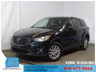 Used 2016 Mazda CX-5 GS|AWD|GPS|TOITOUV|MAG|SIEGCHAUF| for sale in Drummondville, QC