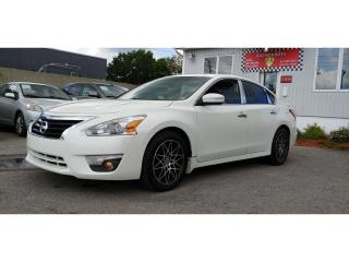 Used 2013 Nissan Altima SL for sale in St-Jérôme, QC