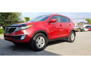 Used 2012 Kia Sportage Auto LX 52$/semaine for sale in St-Jérôme, QC