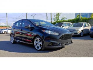Used 2014 Ford Fiesta ST *TOIT*GPS*TURBO* 72$/SEMAINE for sale in St-Jérôme, QC
