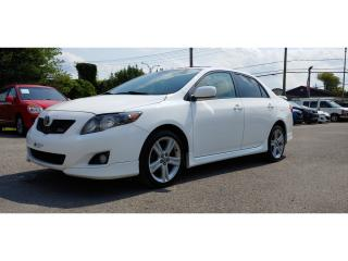 Used 2010 Toyota Corolla Automatique XRS    *TOIT*MAGS*CRUISE* for sale in St-Jérôme, QC