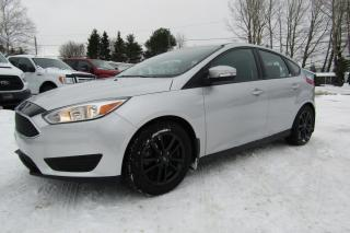 Used 2016 Ford Focus Hayon 5 portes SE for sale in Thetford Mines, QC