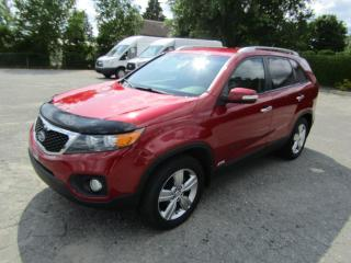 Used 2012 Kia Sorento Traction intégrale, V6, boîte automatiqu for sale in Thetford Mines, QC