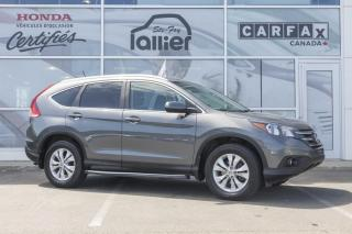 Used 2014 Honda CR-V EX AWD ***GARANTIE 10 ANS/200 000 KM*** for sale in Québec, QC