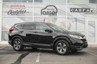 Used 2018 Honda CR-V LX ***GARANTIE 10 ANS/200 000 KM*** for sale in Québec, QC