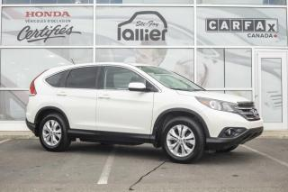 Used 2014 Honda CR-V EX ***GARANTIE 10 ANS/200 000 KM*** for sale in Québec, QC