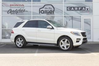Used 2013 Mercedes-Benz ML 350 for sale in Québec, QC