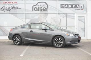 Used 2013 Honda Civic EX ***GARANTIE 10 ANS/200 000 KM*** for sale in Québec, QC