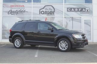 Used 2013 Dodge Journey SXT ***JAMAIS ACCIDENTE*** for sale in Québec, QC
