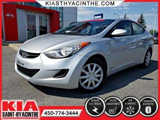 Used 2012 Hyundai Elantra GL ** Sièges chauffants + A/C for sale in St-Hyacinthe, QC