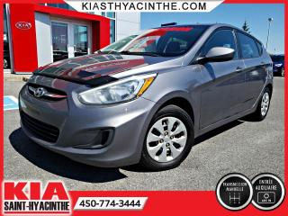 Used 2015 Hyundai Accent L for sale in St-Hyacinthe, QC
