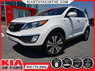 Used 2013 Kia Sportage EX AWD ** CAMÉRA DE RECUL for sale in St-Hyacinthe, QC